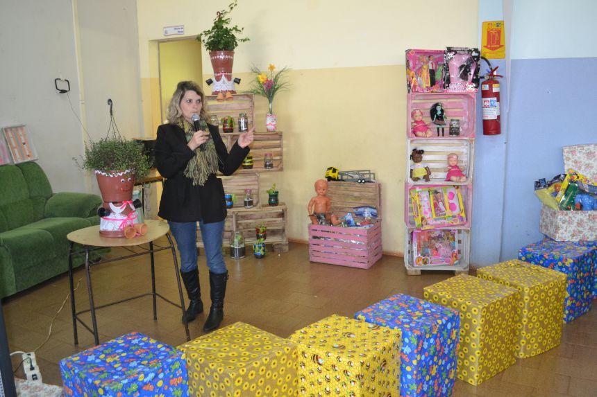 Palestras e arte levam conscientização ambiental a crianças