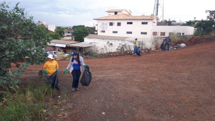 Prefeitura de São Pedro do Ivaí inicia Mutirão da Dengue