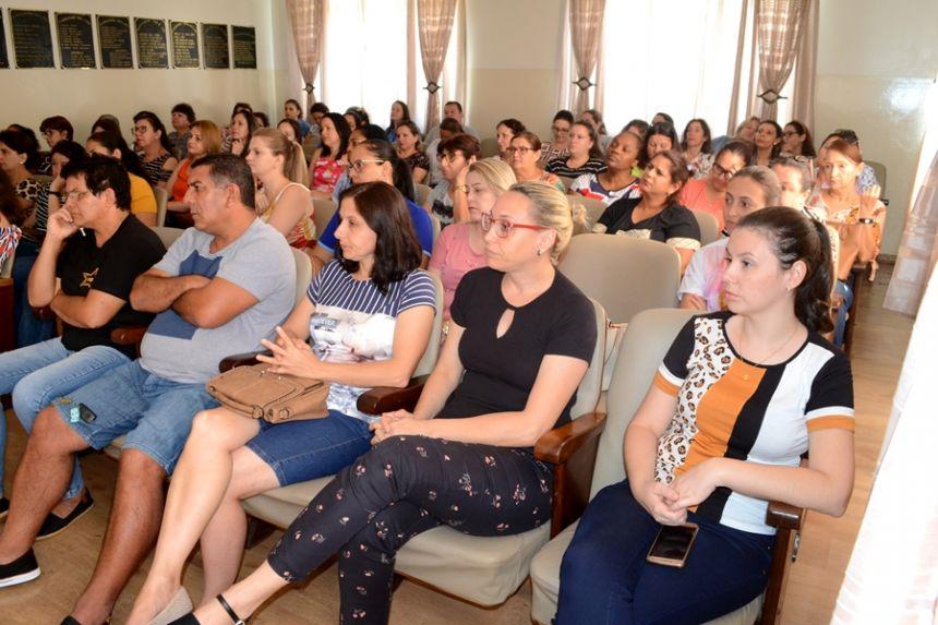 Educação de São Pedro do Ivaí divulga balanço das ações de 2019