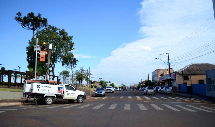 Governo Municipal conclui etapa para instalar câmeras de segurança
