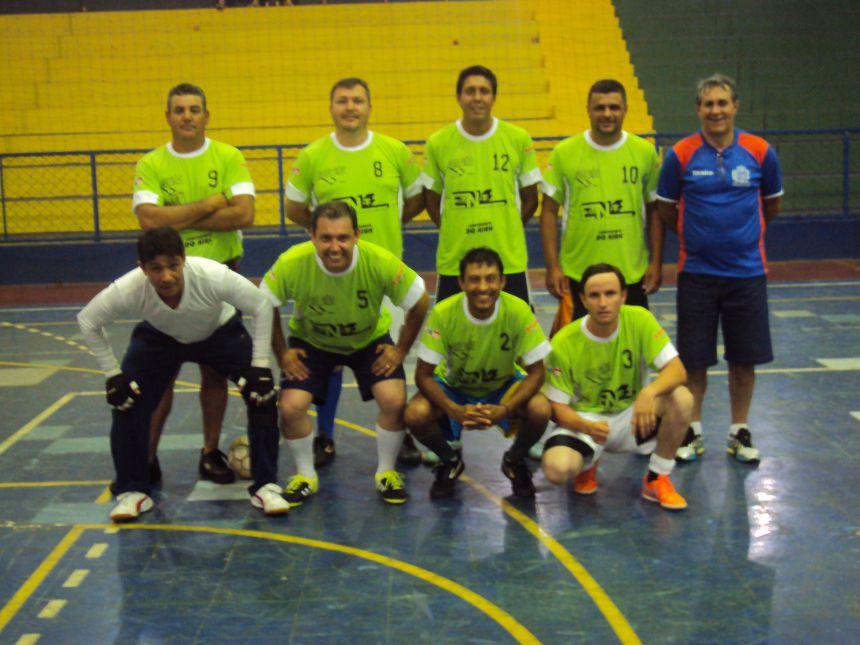 Coritiba solta o grito de campeão da Copa Fora de Série de São Pedro do Ivaí
