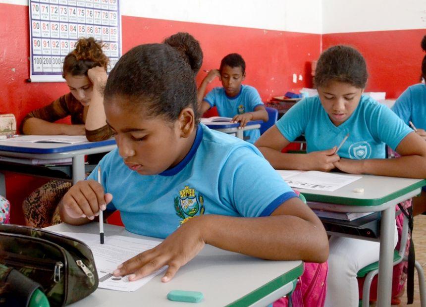 Prova Paraná 2020 é aplicada na rede municipal de ensino para alunos do 5º ano
