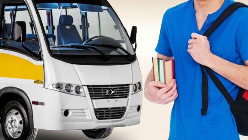 Prefeitura reabre cadastro para transporte universitário