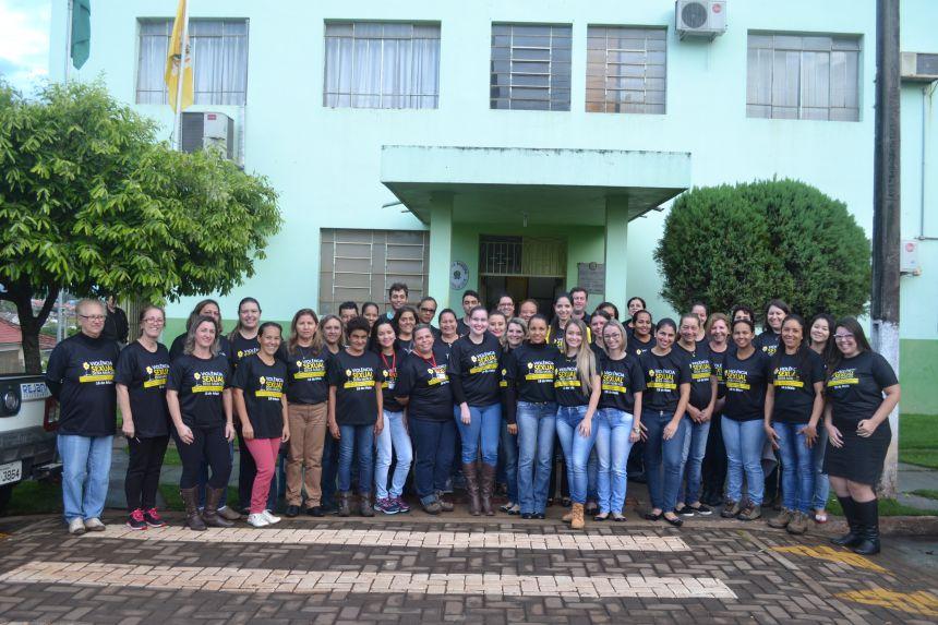 """""""São Pedro"""" realiza campanha contra abuso sexual"""