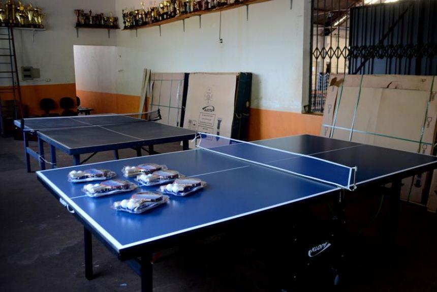 Em parceria com Governo Federal, SPI instala API′s, ATI e recebe materiais esportivos; saiba mais