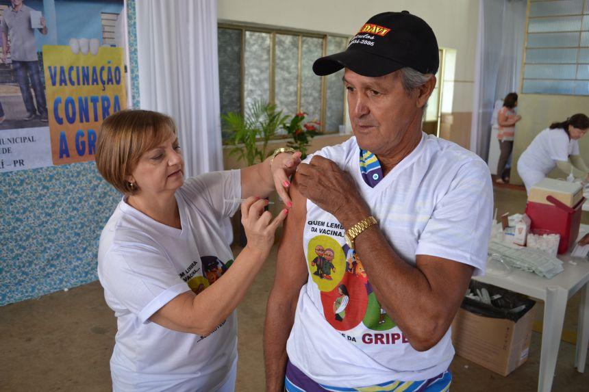 """Vacinação contra a gripe começa dia 26 em """"São Pedro"""""""