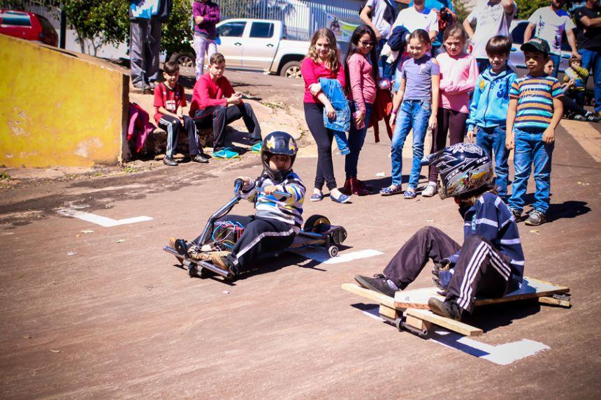 Descontração e alegria marcam Domingo do Lazer em São Pedro do Ivaí