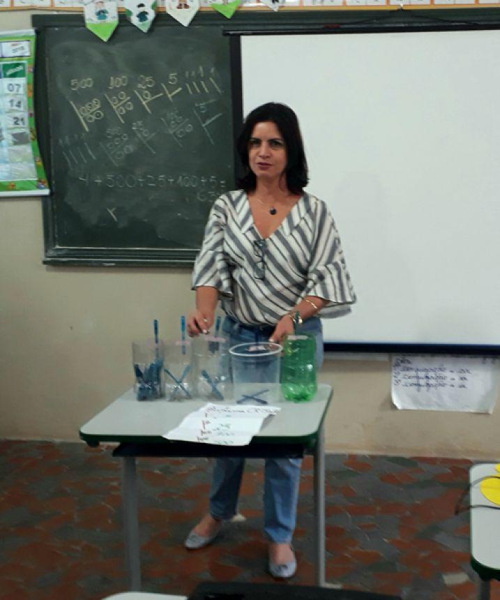 Professores do município participam de capacitação antes da volta às aulas