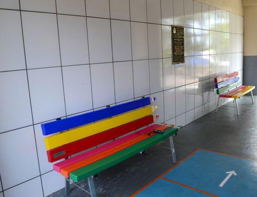 Prefeitura realiza melhorias em CMEI e Escola Municipal