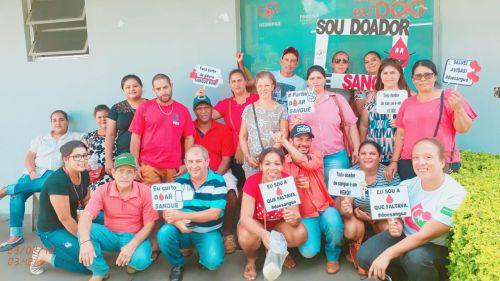 Governo Municipal levará doadores para Hemocentro de Apucarana