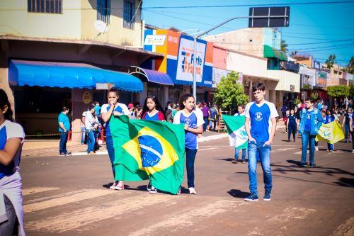 Com presença de escolas e entidades, Desfile Cívico de São Pedro do Ivaí será às 08h30
