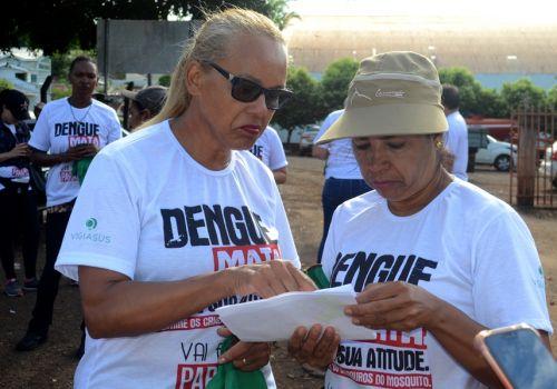 Com Mutirão contra a Dengue, governo municipal pretende acabar com criadouros do Aedes aegypti