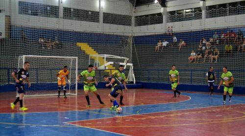 Três jogos abriram a 3ª Copa Interbairros de Futsal