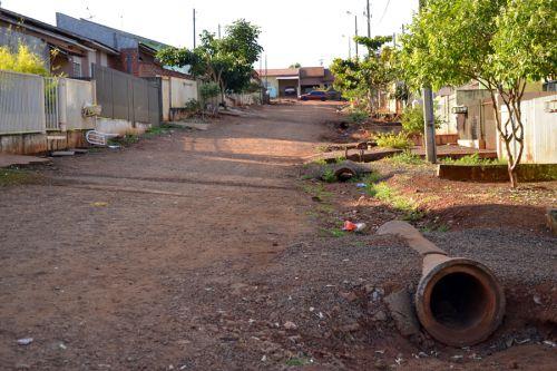 Prefeito José Isalberti autoriza início das obras da pavimentação do Santa Rita I