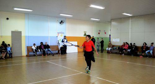 Campeonato de Tênis movimenta crianças atendidas pelo SCFV-CAIS