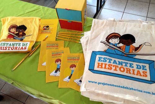 Governo Municipal é beneficiado com centenas de livros infantis doados pela Alltech