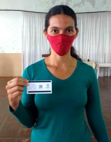 Em SPI, mais de 220 cartões do programa Comida Boa foram entregues no primeiro dia