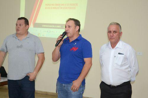 Em balanço de um ano e dez meses de mandato, município apresenta ações do esporte