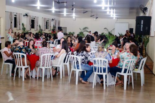 Com festa temática, mães servidoras são homenageadas pelo Governo Municipal
