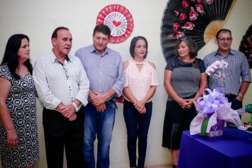 Com bonita festa, prefeito José Isalberti homenageia as mães