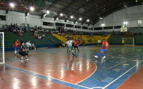 2º Copa Interbairros de Futsal movimenta São Pedro do Ivaí