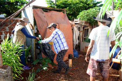 Em situação de epidemia, São Pedro do Ivaí mobiliza novo Mutirão contra Dengue