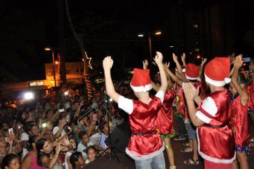Natal de São Pedro do Ivaí encanta gerações