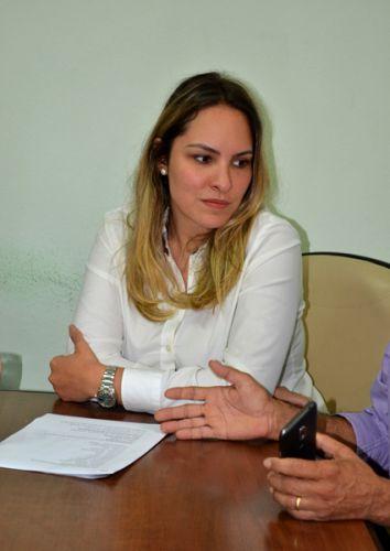 Deputada estadual mais jovem do Paraná visita São Pedro do Ivaí