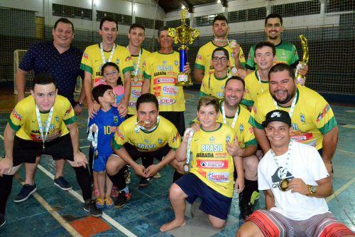 Copa Fora de Série de Futsal termina com Brasil Campeão