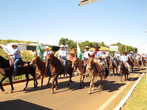 Prefeitura de São Pedro do Ivaí promove 2ª Cavalgada do Padroeiro