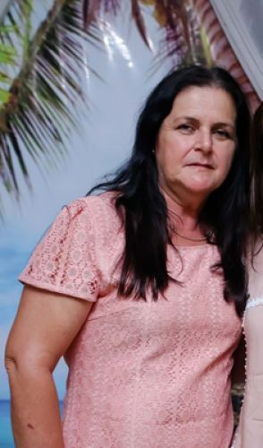 Primeira dama de Sao Pedro do Ivai, Cleusa Aparecida Dolci Isalberti
