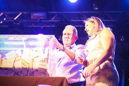 Prefeitura de São Pedro do Ivaí sorteia 17 prêmios durante festa de aniversário da cidade