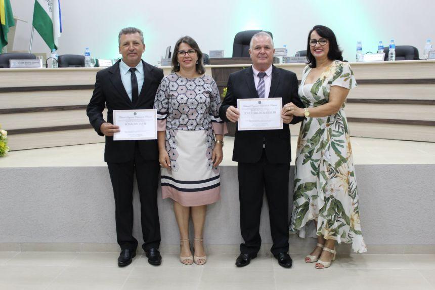 Cerimônia de Posse da Gestão 2021/2024
