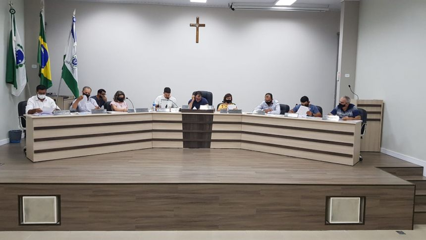 Câmara Municipal realiza a primeira sessão Ordinária de 2021