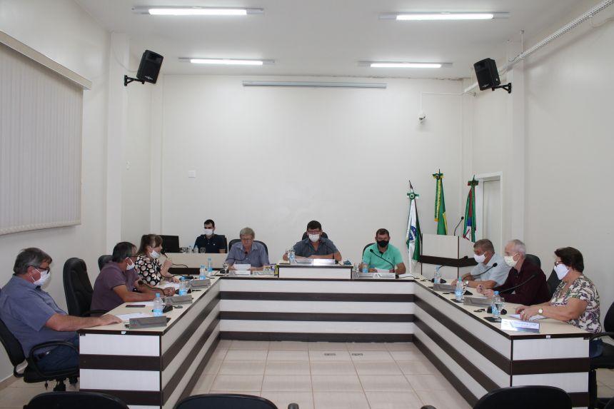 CÂMARA MUNICIPAL DE MISSAL, RETORNA  AS SESSÕES ORDINÁRIAS DE 2020
