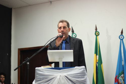 JOSÉ LUIZ DE BRITO - PMDB