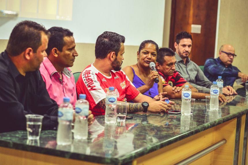 """Diretoria afirma: """"Vamos fazer do ACP um time vencedor"""""""