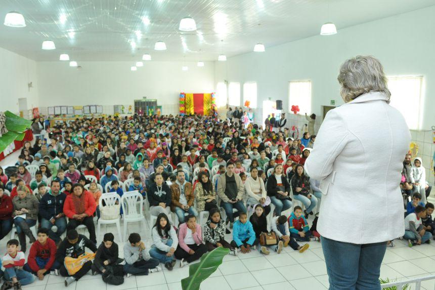 Festival Monteiro Lobato congrega alunos dos 5ºs anos na troca de conhecimento, experiências e criatividade