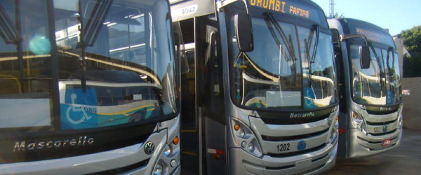 VCP vai aumentar frota de ônibus até o fim do ano