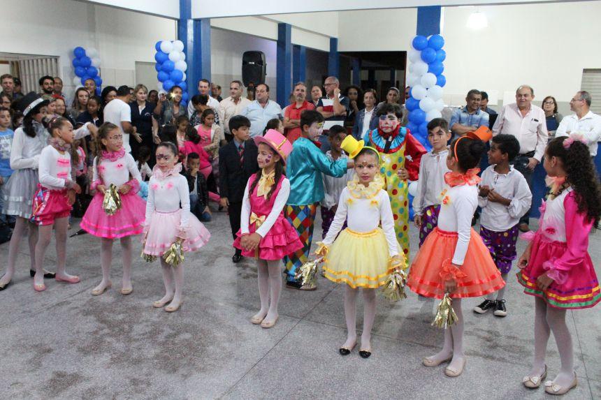 Escola Edith Ebiner Eckert será a nona a funcionar em tempo integral em Paranavaí