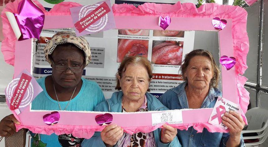 Campanha Outubro Rosa