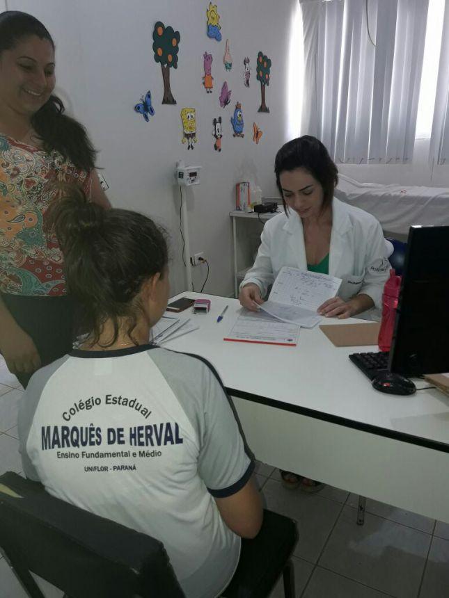 Contratação Dra. Rafaela La Valle de Almeida (Ginecologista e Obstetra)