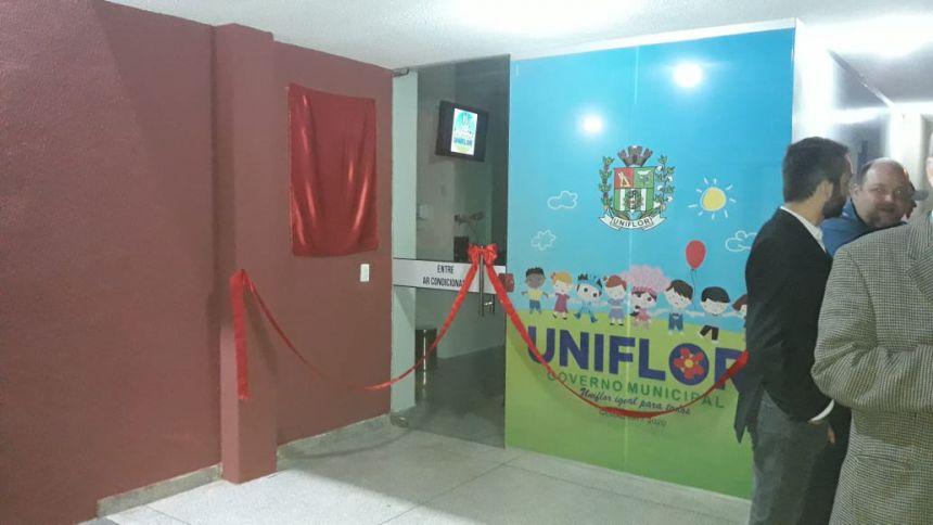 Inauguração da Unidade Básica de Saúde (UBS)