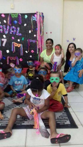 Carnaval no Centro Municipal de Educação Infantil