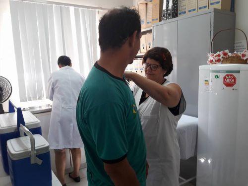 Campanha Nacional de Multivacinação 2017