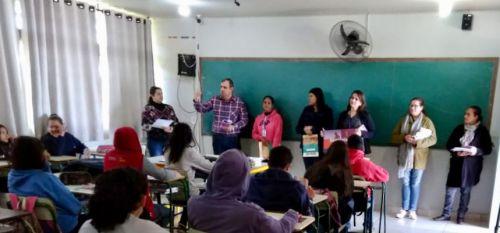 V Campanha Nacional de Hanseníase, Verminoses, Tracoma e Esquistossomose em Escolares | 2017/2018