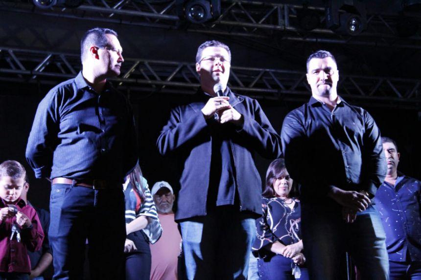 Ângulo comemora 28 anos de emancipação política