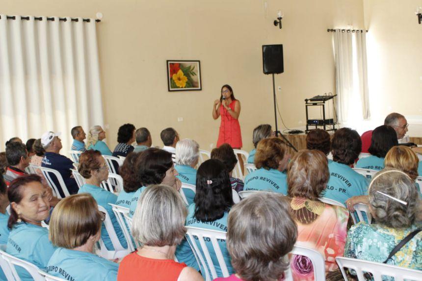 Pré Conferência Municipal dos Direitos do Idoso acontece em Ângulo