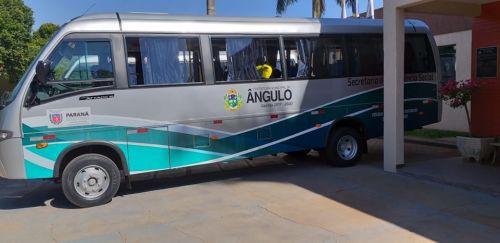 Município recebe ônibus escolar, Conselho Tutelar é contemplado com veículo 0 KM e moradora angulense recebe nova moradia