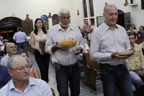 Santa Missa em comemoração ao aniversário de Ângulo